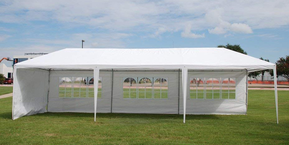 Why Get an Outdoor Event Tent?