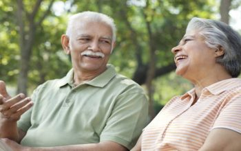 senior citizens by using special care
