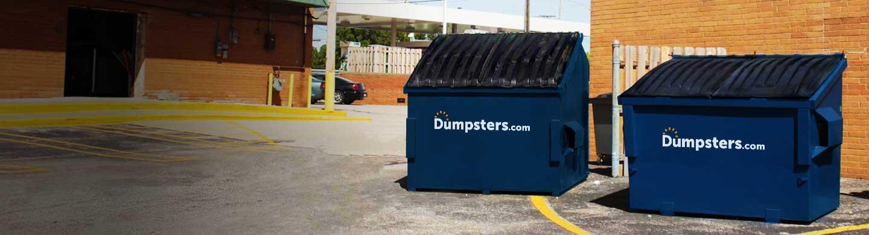 dumpster rental service