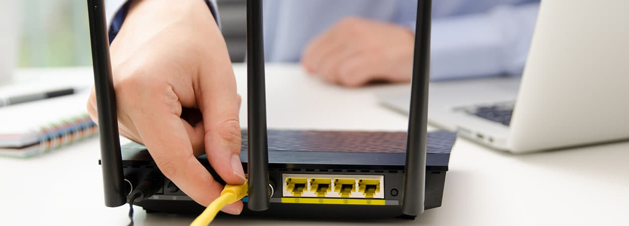 Safely Enabling the firewall on the router
