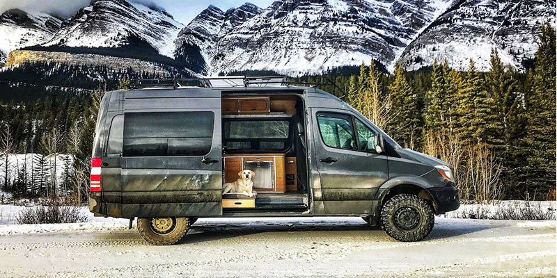 Ultimate Guide For A Sprinter Van Conversion