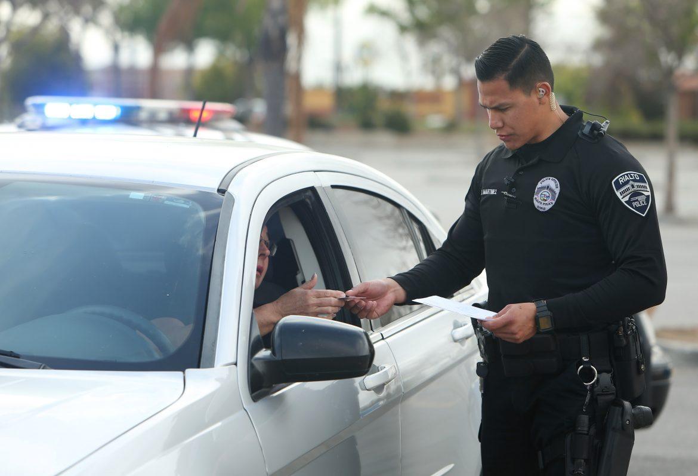 TRAINING OF CALIFORNIA DRIVERS